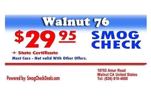 smog check coupon near me
