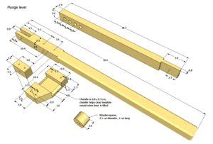 paracord jig woodworking plans