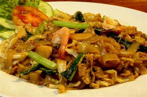 resep kwetiau goreng seafood enak spesial resep harian