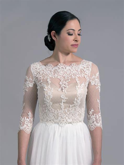 Wedding Jackets by Bridal Bolero Lace Wj022