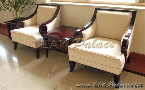 Kursi Teras Kayu Jati kursi teras klasik modern palmer kayu jati harga murah