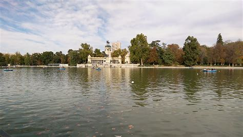 retiro park boats hours madrid 5 things to do on a budget travel with mia