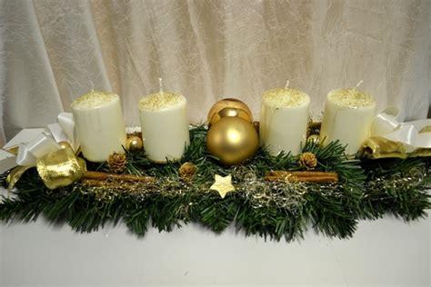 böller selber machen adventskranz creme gold k 252 nstlich floristik der heusen