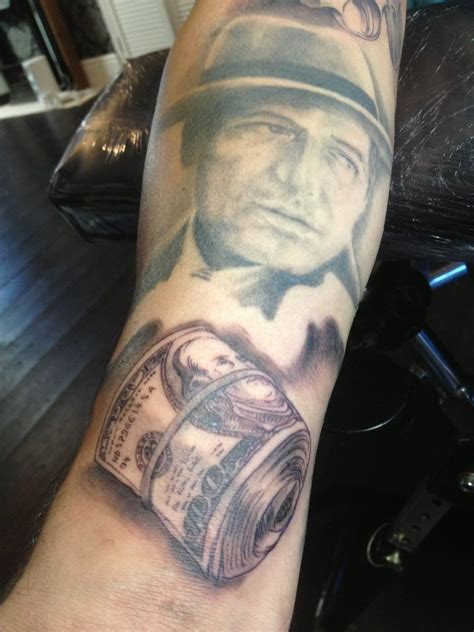 bills tattoo money tattoos designs ideas and meaning tattoos for you