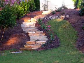 a to z landscaping atlanta landscape steps flickr photo