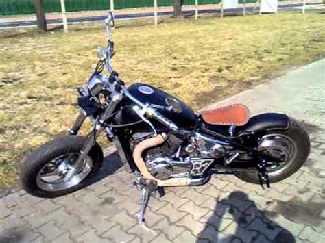 98 Suzuki Marauder 800 Bobber Suzuki Marauder Vz800
