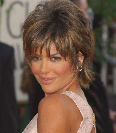 back picture of lisa rinna hairstyle 423 best hairstyles with short hair for wen over 50 images