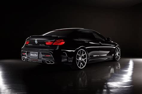 wald bmw 6 series gran coupe revealed in