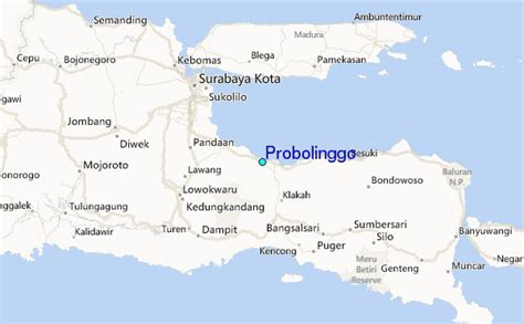 probolinggo tide station location guide