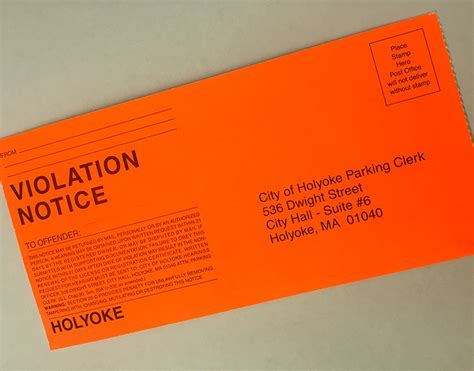 How To Pay Late Mba Parking Ticket by Pay Parking Ticket City Of Holyoke