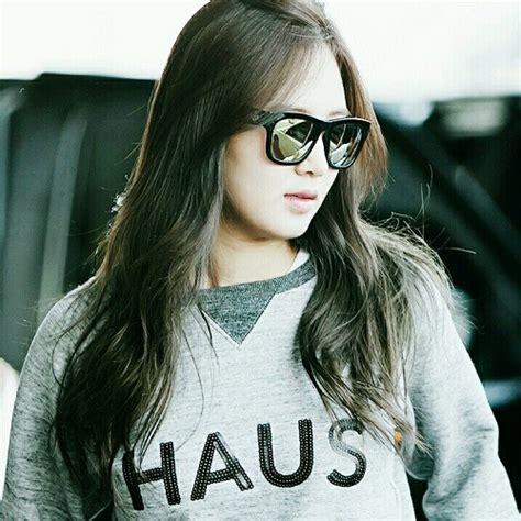 Kacamata Hitam Hello 15 foto yuri kwon yang paling menawan