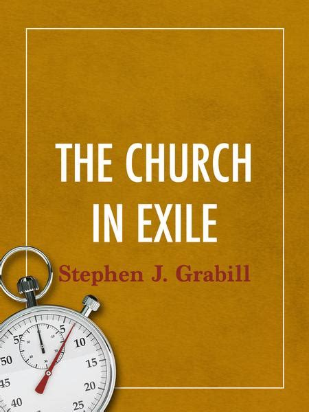 the church in exile seedbed