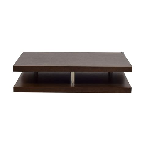 Shop Coffee Table 71 Brown Coffee Table Tables
