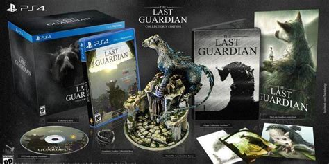 Ps4 The Last Guardian Collectors Edition acheter the last guardian collectors edition ps4 comparer les prix