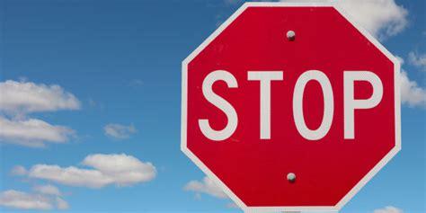 Panneau Stop Dans 1224 panneau stop dans 11 faits r els sur la je