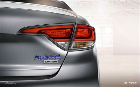 hyundai sonata tail light 2016 sonata hybrid photo gallery hyundai