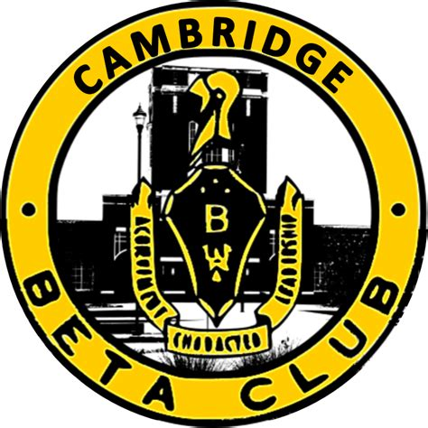 Beta Club cambridge beta club quot let us lead by serving others quot