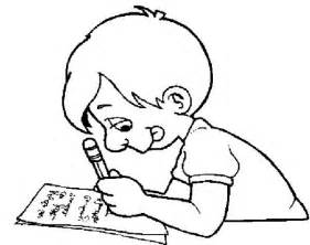 Learn How to Write on First Day of School Coloring Page   Download
