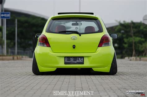 stance toyota stance toyota yaris 187 cartuning best car tuning photos