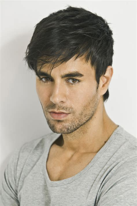 Enrique Iglesias Hairstyle by 10 Thoughts You As Enrique Iglesias Hairstyle