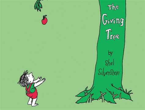 the giving tree was the giving tree a chump off the shelf