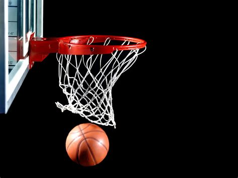 Basketball Pot 1024x768 Backgrounds For Powerpoint Slides Basketball Powerpoint Presentation