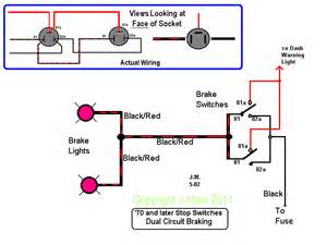 Brake Light System Diagram 71 Vw Wiring Diagram Get Free Image About Wiring Diagram