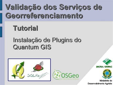 tutorial quantum gis bahasa indonesia tutorial 2a instala 231 227 o de plugins do qgis v3