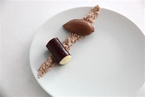 siphon 騅ier cuisine tout chocolat mousse chocolat blanc croustillant caramel