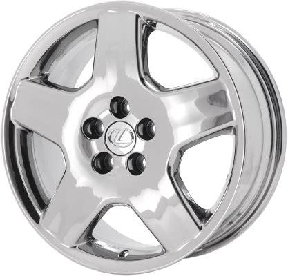 lexus ls430 wheels rims wheel rim stock oem replacement