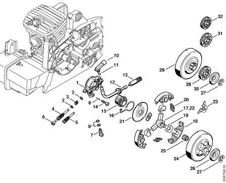 stihl 039 parts diagram stihl wood 028 av parts diagram stihl 028 parts list