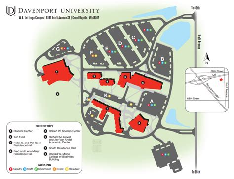 Davenport Mba Admission Requirements by Location Information Davenport