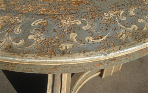 shabby chic accent table uhuru furniture collectibles sold shabby chic accent