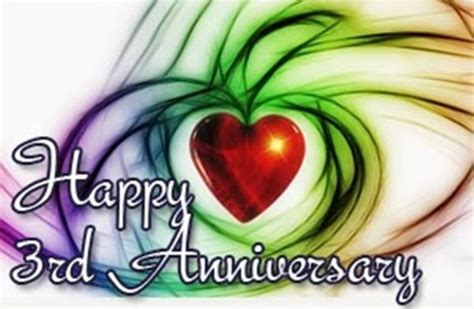 3rd anniversary images third wedding anniversary wishes greetings pictures wish
