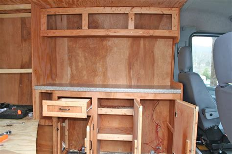 rv cabinets and sprinter rv cabinets