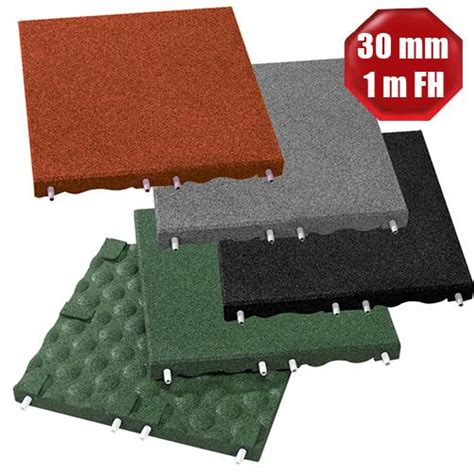 matratze 50 x 100 fallschutzplatte euroflex kraiburg 30 mm 1m fallh 246 he