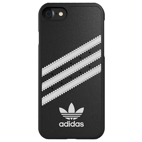 Cover Adidas Black iphone 7 iphone 8 adidas moulded cover black