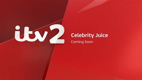 celebrity juice logo itv rebrand rudd studio
