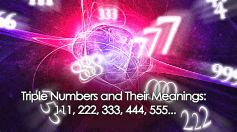 you been seeing repeating 3 digit numbers here is the reason why each of them appears in