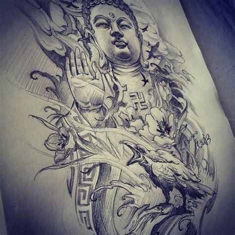tattoo paper toronto chronic ink tattoo toronto tattoo buddha sketch by
