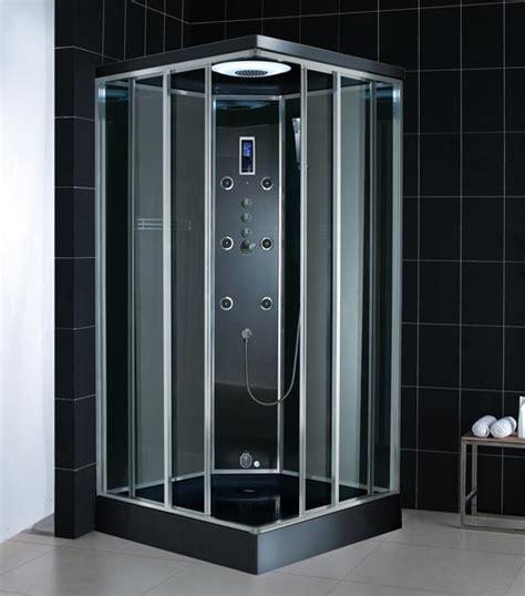 steam shower baths reflection jetted steam shower