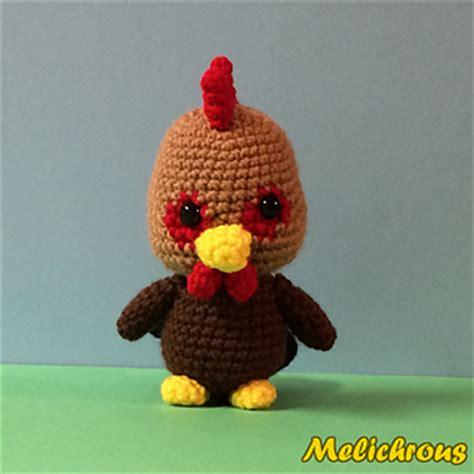 amigurumi rooster pattern free ravelry ruffles the rooster pattern crochet amigurumi pdf