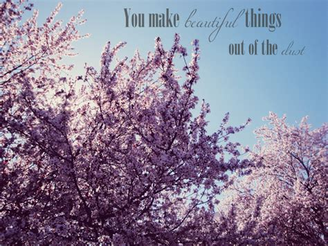 beautiful things march 2012