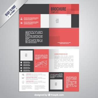 black brochure template grunge colored background blue white and green vector