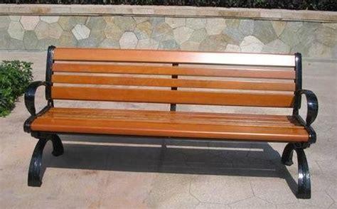 outdoor garden bench singapore wooden outdoor park bench sx wpb01 sheng xing china