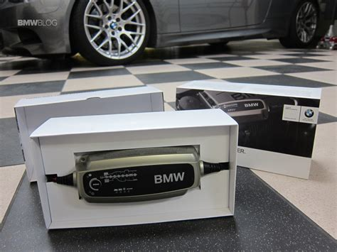 battery bmw how to use bmw s new ctek battery charger