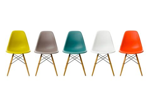 Chaise Eames Vitra Chaises Eames Dsw Vitra Pieds Clairs Eulalie M A Dit