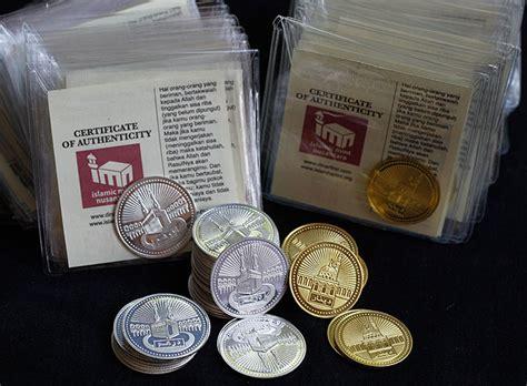 Dinar Syari jutawan dunia emas mei 2010