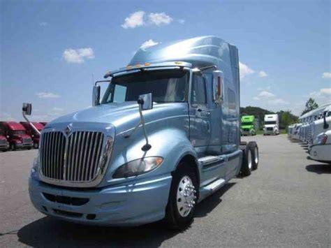 international semi truck international prostar 2010 sleeper semi trucks