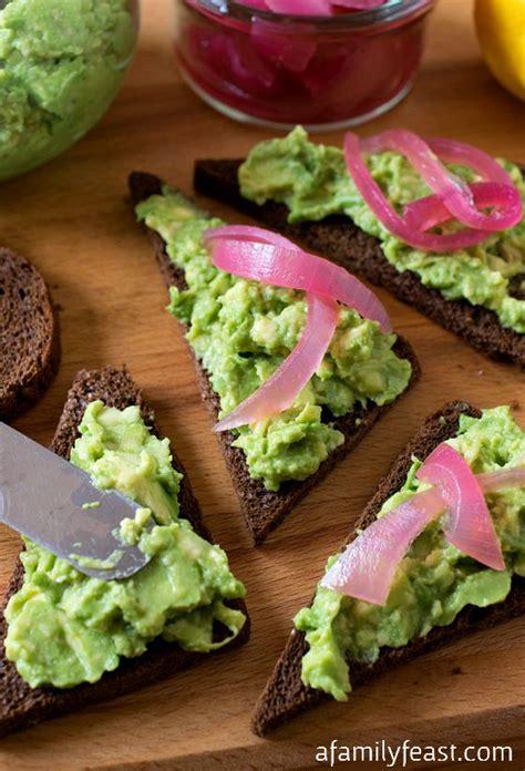 rye bread canapes avocado rye canap 233 s